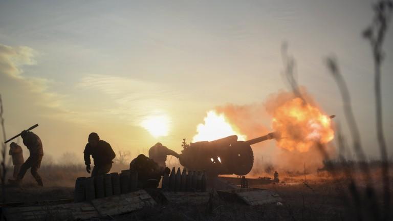 Киев: Украинската армия е подложена на атака от сепаратистите в Донбас