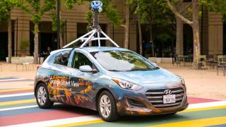 Колите на Google Street View отново обикалят градовете в България