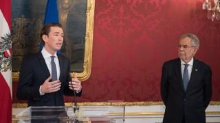 Сабастиан Курц получи мандат от президента да състави правителство