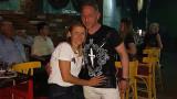 Тереза Маринова и Петър Колев вече не крият своята връзка
