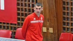 Александър Попов: Не играхме добре, но се радвам за победата