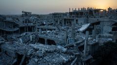 Москва привика белгийския посланик заради ударите по сирийско село
