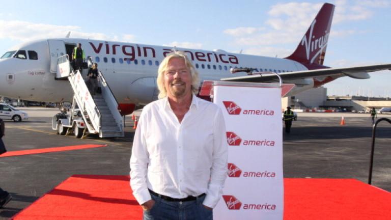 Милиардерът Ричард Брансън може би ще продава още акции от Virgin Galactic, за да оцелее империята му