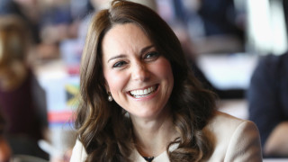Какво прави Кейт Мидълтън, докато е в майчинство