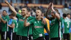 Линкълн стъписа Англия: От Пета дивизия до 1/4-финал за ФА Къп!