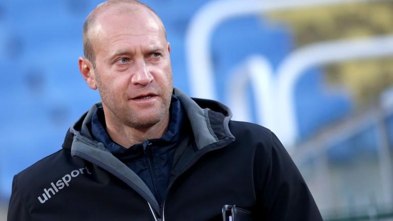 Треньорът на Септември Мариан Христовкоментира победата с 1:0 над Дунав