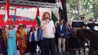 Най-доброто оръжие срещу езика на омразата са международните фестивали, смята Йотова