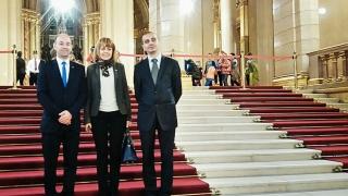 Българската общност в Будапеща подари на София мемориална плоча на свети Иван Рилски