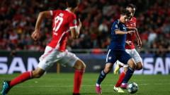 Бенфика с първа победа в Шампионска лига