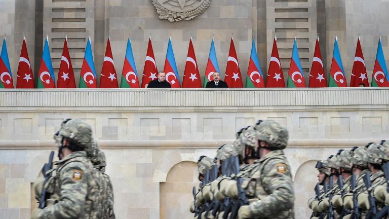 """Иран скастри Турция за """"сепаратистки"""" изявления на Ердоган в Азербайджан"""