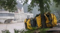 Наводненията в Германия нанесоха щети за между €20 млрд. и €30 млрд.