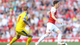 Арсенал загуби от Кристъл Палас на собствен терен с 2:3