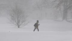 Още 1650 полета са отменени заради снежната буря в САЩ