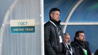 Ераносян: Радвайте се, че Христо Крушарски се занимава с футбол