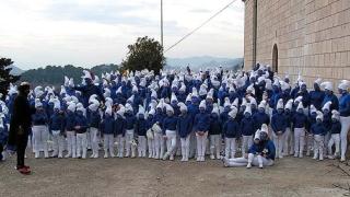 Хървати се правят на смърфове заради Гинес