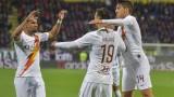 """Рома надви Каляри в драма със 7 гола, Смолинг едва не коства трите точки на """"вълците"""""""