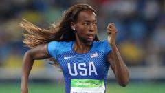 Дариа Мухамад без конкуренция на 400 метра с препятствия