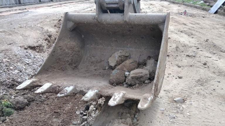 Авиоснаряд от Втората световна война откриха в центъра на София