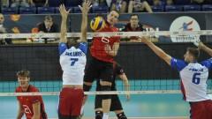 Германия срази Словакия и е на 1/8-финал на Евроволей 2019