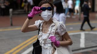 Коронавирусът в Китай се върна до нивата от април