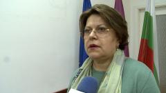 Татяна Дончева доволна от преливането на сини и червени гласове