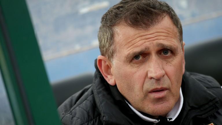 Старши треньорът на Локомотив (Пловдив) Бруно Акрапович е доволен от