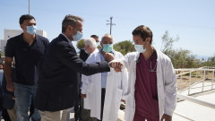 Гърция въведе дигитален ваксинационен сертификат, от първите в ЕС