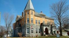 Библиотека и опера делят Америка от Канада
