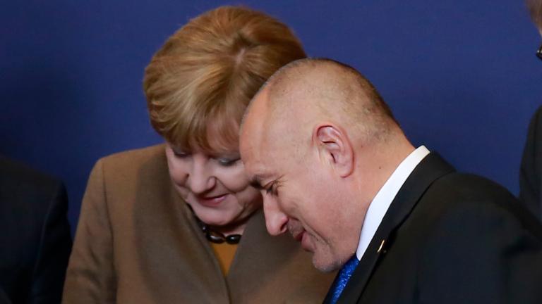 Българите все така масово имат високо доверие на Германия