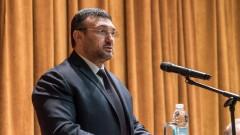 Да бъде новатор иска от новия ректор на Академията на МВР Младен Маринов