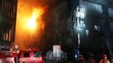 28 души загинаха в пожар в южнокорейски фитнес