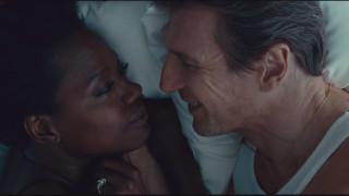 Защо Виола Дейвис и Лиъм Нийсън се целуват страстно