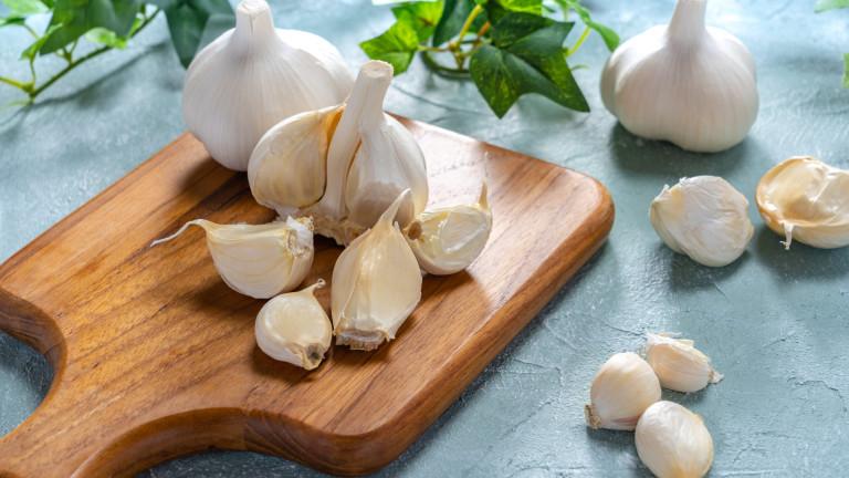 Как да ядем чесън