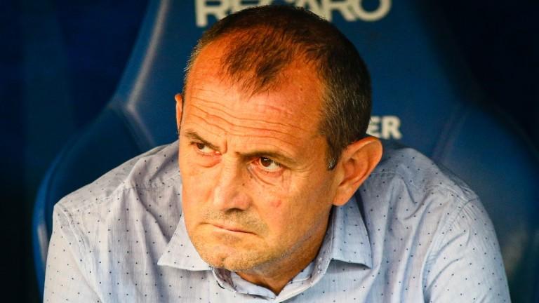 Загорчич: Мачът беше 50 на 50, имахме още доста опасни атаки