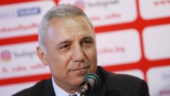 ЦСКА поздрави Христо Стоичков
