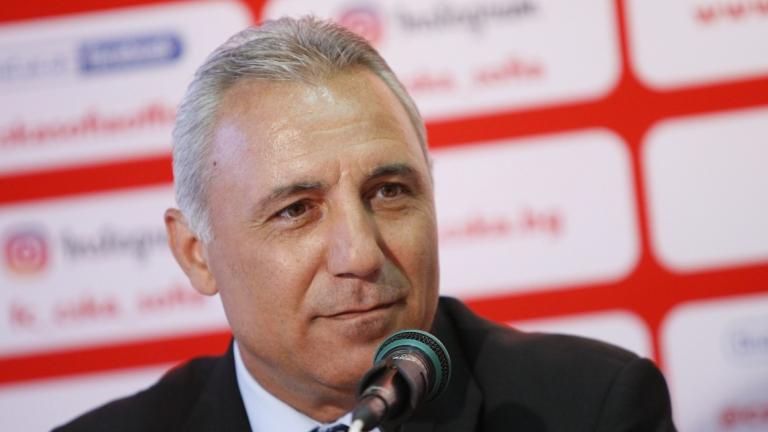 Христо Стоичков помага за юбилея на ЦСКА