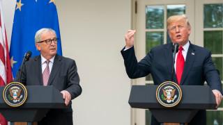 Доналд Тръмп: Европейският съюз е почти толкова лош, колкото Китай