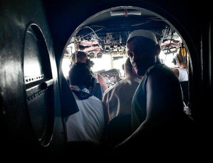 Московски, това ли са пилотите на Авиоотряд 28, попита Елена Йончева