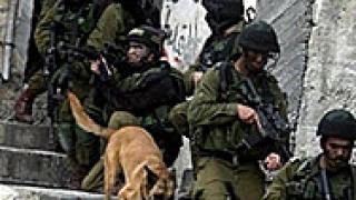 Израелски войници втори ден претърсват Наблус за 7 палестинци