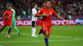 Селекционерът на Чили: Готови сме да играем финал в Русия!