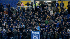 Феновете на Левски, взели знамето на Ботев (Пд), ще бъдат издирвани за кражба
