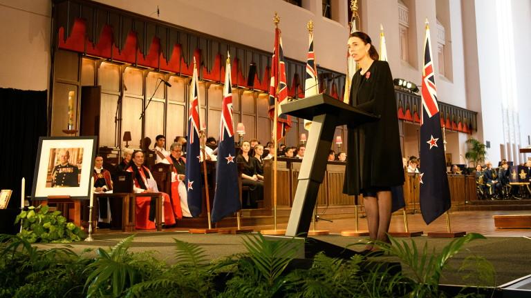 Премиерът на Нова Зеландия Джасинда Ардърн заяви в четвъртък, че