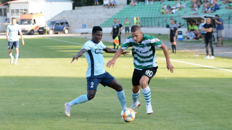 Мартин Минчев: Ако може да спечелим Купата на България, ще е нещо много голямо за нас