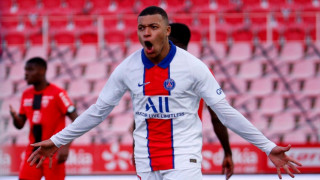 ПСЖ не остави никакъв шанс на последния в Лига 1