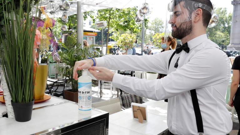 Мадрид затяга мерките срещу коронавируса заради ръст на заразените