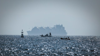 Хърватия получава втечнен газ от САЩ за първи път