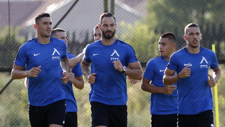Левски обяви, че заплатите на футболистите за месец март са