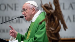 Папа Франциск: Марадона беше голям шампион!