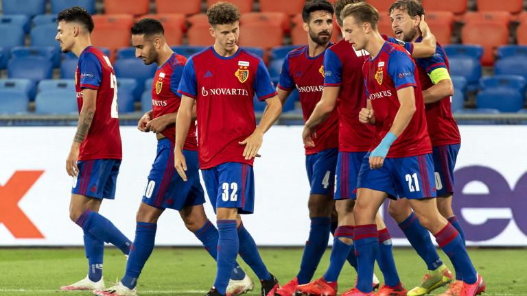 Швейцарският гранд Базел е поредният тим, присъединил се към най-добрите