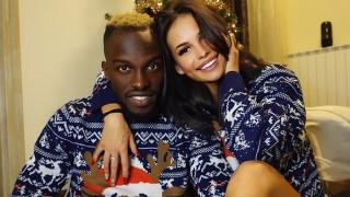 Али Соу празнува Коледа с любимата жена в България